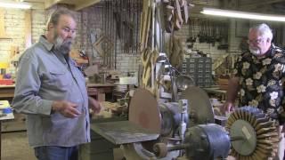 Garry Knox Bennett - Garry's Shop Tour