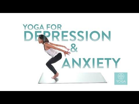 How Yoga Treats Anxiety & Depression with Carol Santiago