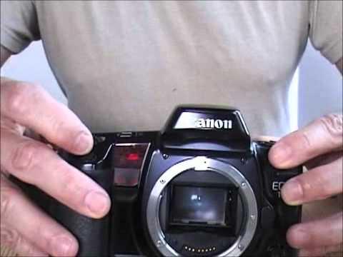 Manage Your EOS Camera's Sticky Shutter: 5 Steps (with Pictures)