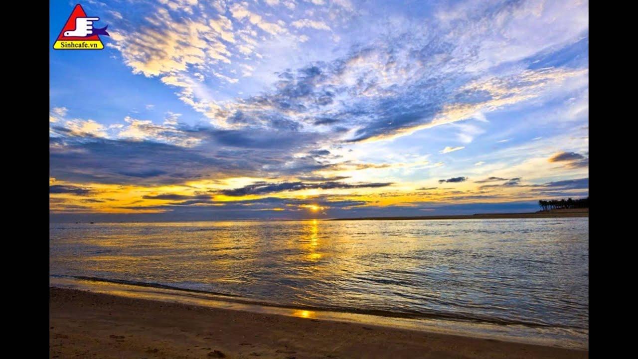 Những hình ảnh đẹp biển Nhật Lệ