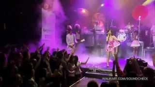 Katy Perry - Teenage Dream   Walmart Soundcheck (10/10/2010)