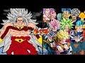 Broly Super Saiyajin Omni God VS 50 Characters | Dragon Ball Z Budokai Tenkaichi 3