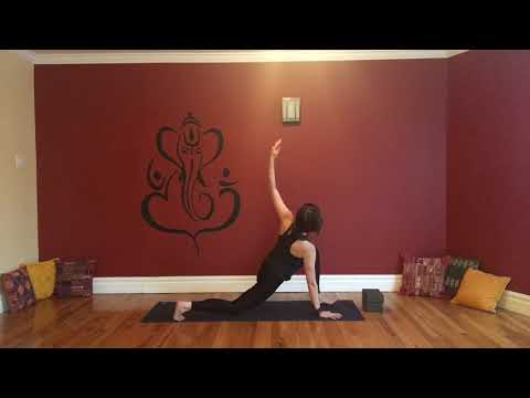 Ready for Bed 20min Yoga Flow with Melanie Caines Yoga