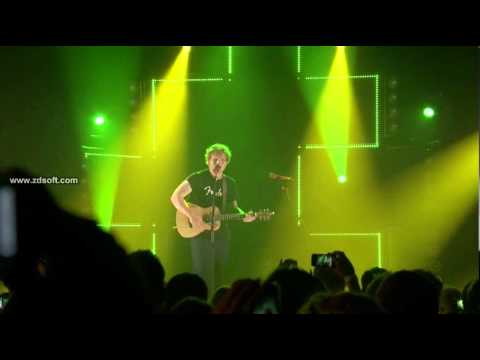 Drunk - Ed Sheeran - iTunes Festival 2012