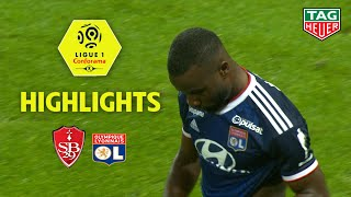 Stade Brestois 29 - Olympique Lyonnais ( 2-2 ) - Highlights - (BREST - OL) / 2019-20