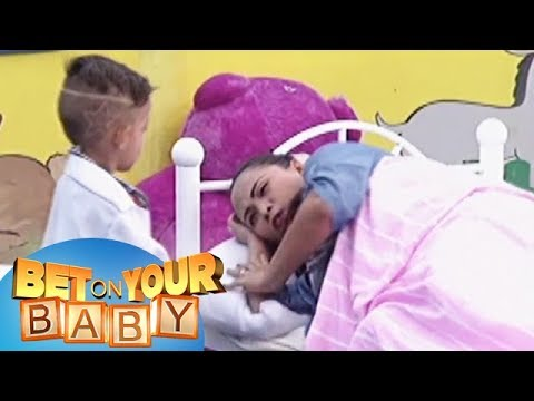 Bet On Your Baby: Baby Dome Challenge With Mommy Veth and baby Matthew