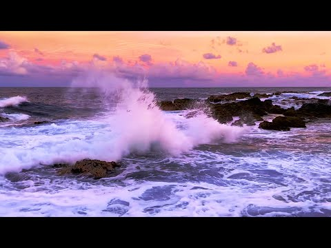 hawaii-ocean-waves-sounds-for-sleeping,-studying-or-relaxation-🌊-white-noise-10-hours