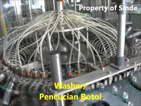 PT. Sinde Budi Sentosa, Pharmacy Bottle Filling Line.wmv