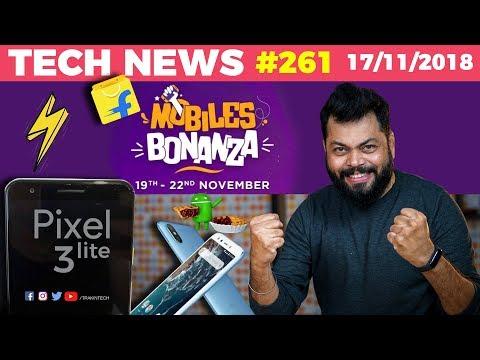 New Budget Pixel Phone, Foldable iPad Pro, Flipkart Mobile Bonanza, Mi A2 Pie UpdateTTN#261