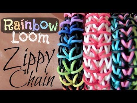 rainbow-loom-:-triple-single-bracelet---how-to-|-socraftastic