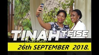 I WORK HARD FOR EVERYTHING I HAVE - TINAH TEISE ON CRYSTAL 1 ON 1 [ SEPT 26th 2018 ]