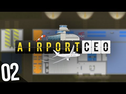 Airport CEO | PART 2 | OPEN FOR BUSINESS