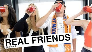 """PREGAME GONE WRONG -"""" REAL FRIENDS"""" - Ep. 2"""