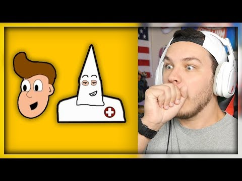 The White People Song - Reaction