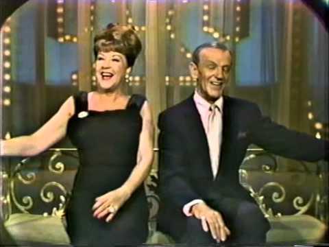 Hollywood Palace 3-24 Fred Astaire (host), Ethel Merman, Marcel Marceau, Jack Jones