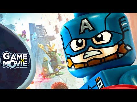 LEGO Marvel's Avengers - Le Film Complet / Français / HD
