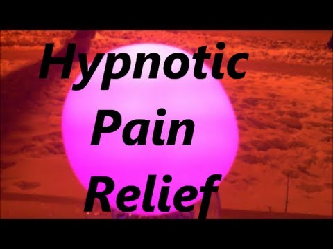hypnosis for pain reduction