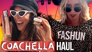 What We Packed for Coachella 2018! (Beauty Break)