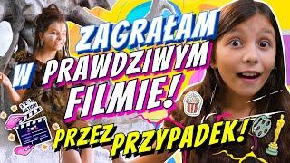 ZAGRAŁAM W PRAWDZIWYM FILMIE! ODC 262