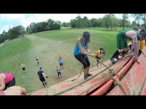 2016 Warrior Dash Ohio Full Run Through