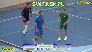 tv.nsk.pl 2020-01-10 MKS Świt vs Akademia MKS Świt 4:2 (2:2) Turniej Charytatywny Nowy Dwór Maz.
