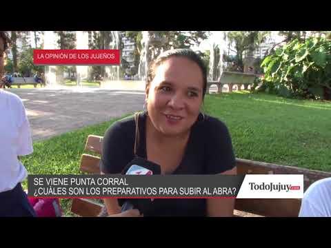 Punta Corral: ¿Cuáles son los preparativos para la peregrinación?