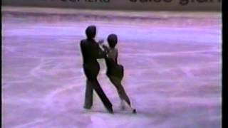Judy Blumberg & Michael Seibert USA - 1981 World Championships CD1