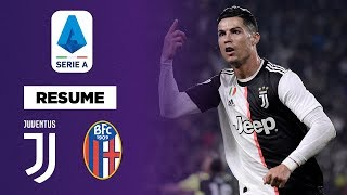 Serie A : Quelques frissons mais une victoire pour la Juve