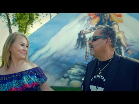 Monibee Henley - Linda Chicana - Feat. Pepe Marquez [Official Video]