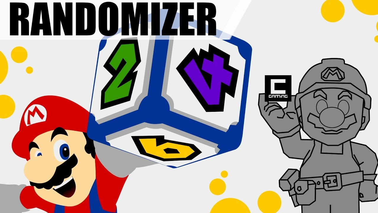 5 Designs for Randomizers in Super Mario Maker!