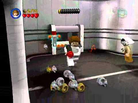 Lego Star Wars II PC Gameplay On Intel GMA 3100 + Download