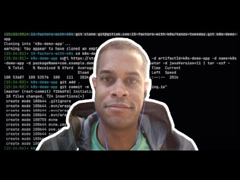 Tanzu.TV/code - Test Containers are your friend with Mario Gray