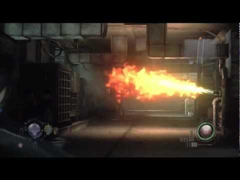 En titt på: Resident Evil Operation Racoon City