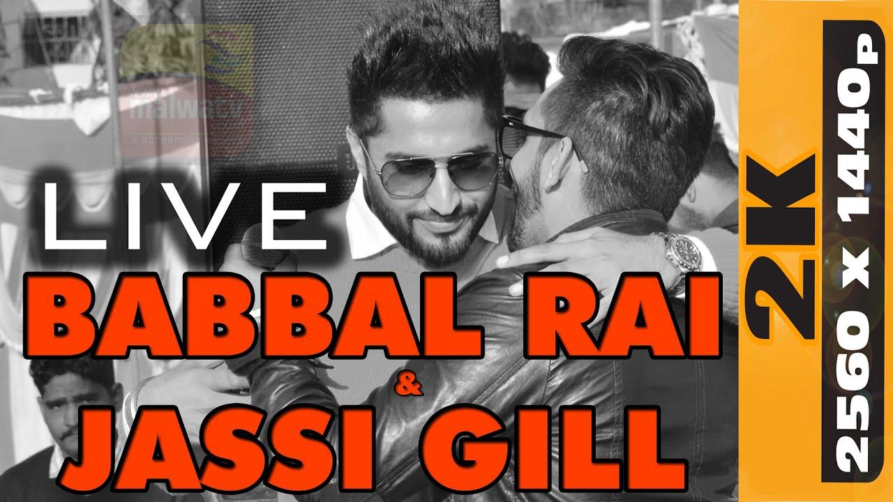 JASSI GILL & BABBAL RAI || OFFICIAL LIVE at UMRA NANGAL (Amritsar) MELA - 2015 || Full HD ||