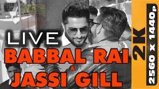 JASSI GILL & BABBAL RAI    OFFICIAL LIVE at UMRA NANGAL (Amritsar) MELA - 2015    Full HD   