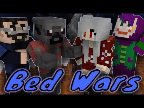THIS IS NOT A GOOD PLAN! - Minecraft Bed Wars