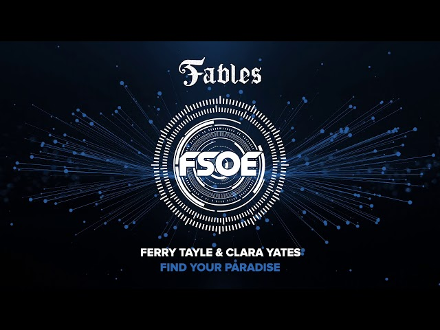 Ferry Tayle & Clara Yates - Find Your Paradise