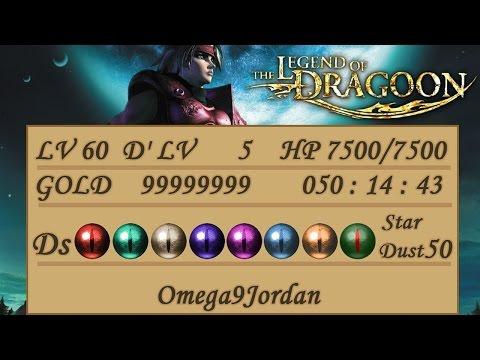 The Legend of Dragoon - Dragoon Attack/Magic (Jap Voice)