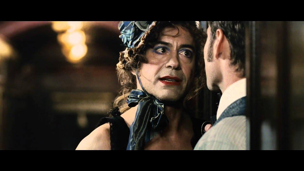 Sherlock Holmes - Gioco di Ombre: Secondo trailer in HD - Al cinema dal 16 dicembre
