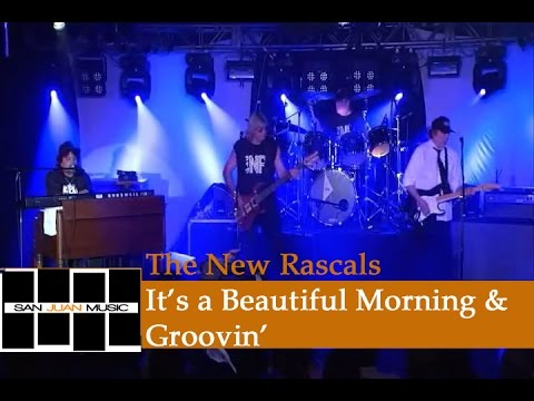 The New Rascals Live- It's A Beautiful...