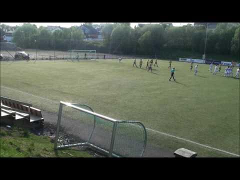 Junkeren- Sandnessjøen 1-0 Gaute Tømmerås