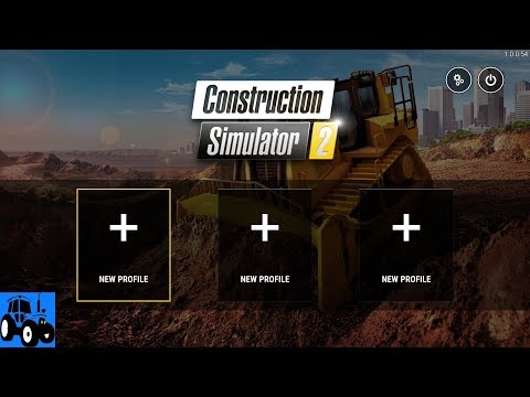 Let's Play Construction Simulator 2  Norsk Episode 1