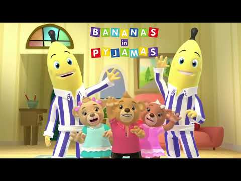 Wet Paint Classic Episode Bananas In Pyjamas Official YouTube from YouTube · Duration:  6 minutes 4 seconds