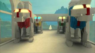 Voltron: Legendary Defender ROBLOX Trailer