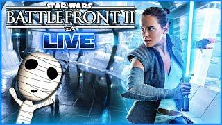 Krasse Star Wars Action mit euch! // Star Wars: Battlefront II // PS4 Livestream