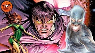 Los 10 mutantes más poderosos de Marvel