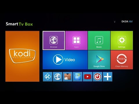 شرح تشغيل رسيفر نت Explained Tv Box Youtube