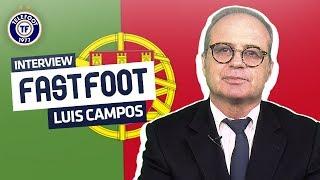 """""""Pardon les Français mais..."""" - Luis Campos (LOSC) est dans l'interview Fast Foot"""