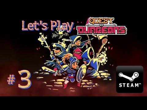 Quest of Dungeons #3: Floor 3 Was a Total Breeze! |