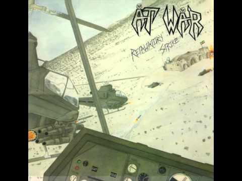 At War - Retaliatory Strike [Full Album] 1988
